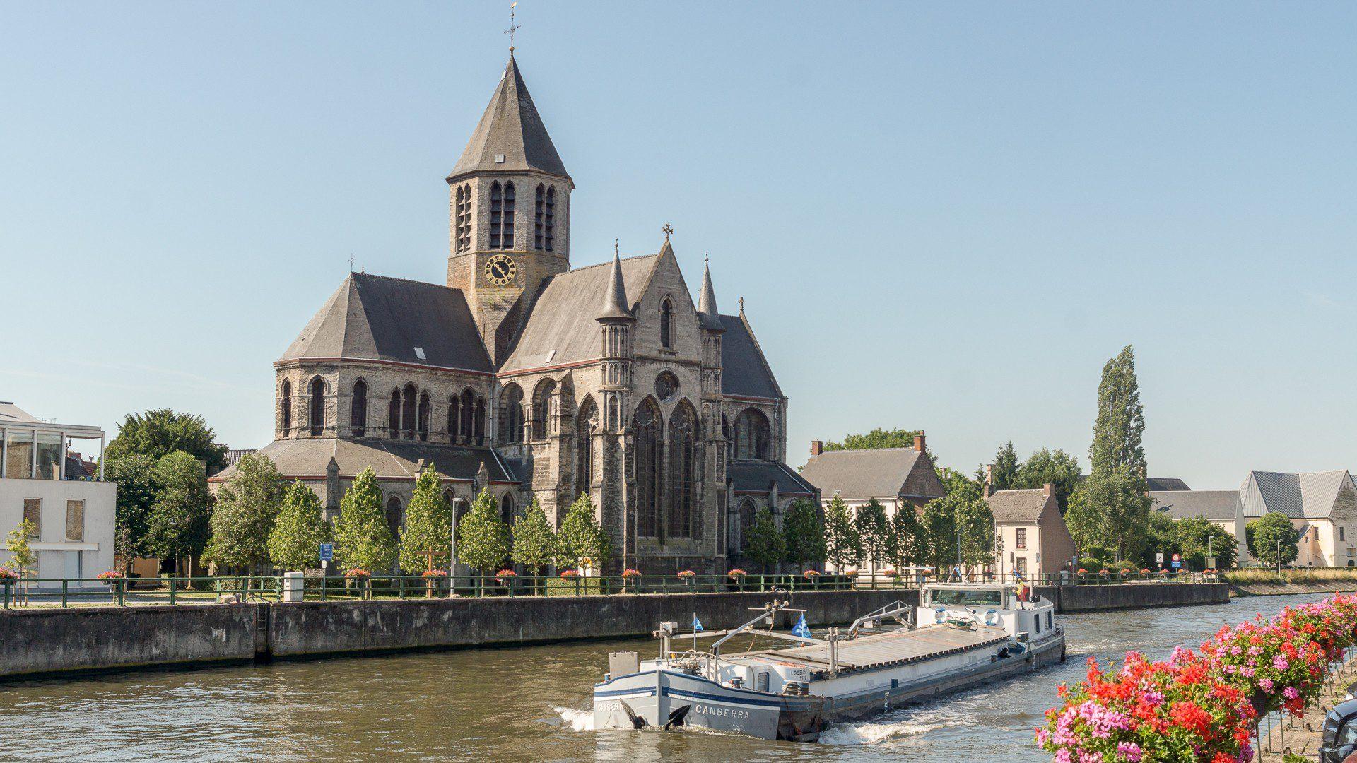 Oudenaarde - Onze-Lieve-Vrouwekerk van Pamele