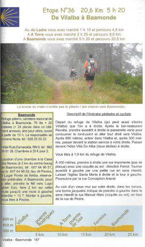 Sur le chemin de Saint-Jacques-de-Compostelle - Le Camino del Norte, le chemin le long de la mer - binnenbladzijden