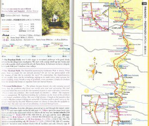 A Camino pilgrim's guide - Sarria > Santiago > Finisterre - Including Muxía camino circuit - A Practical & Mystical Manual for the Modern Day Pilgrim - binnenbladzijden